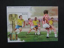 BRAZIL 1983  BRASILIANA  RJ  FOOTBALL
