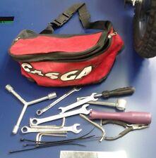 Bordwerkzeug Gas Gas Trial Werkzeugtasche gebraucht wie abgebildet