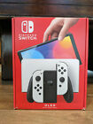 Nintendo Switch OLED White Console - IN HAND - BRAND NEW - FREE SHIP