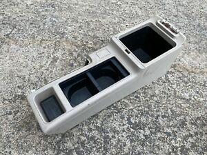Subaru Liberty Outback Gen 4 03 - 06 White Cream Center Console Compartment Trim