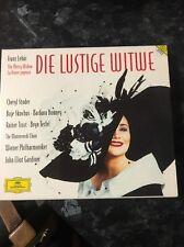 Franz Lehar - Die Lustige Witwe - The Merry Widow  J Eliot Gardiner (CD) Nr Mint