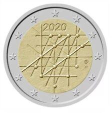 2Euro Finnland 2020 2 euro 100Jahre Universität von Turku VVK