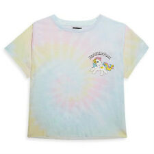 PRIMARK LADIES WOMENS GIRLS MY LITTLE PONY CROPPED T SHIRT TEE OFFICIAL BNWT 14