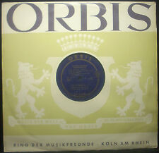 LP MAHLER - kindertotenlieder, songs errant gesellen, Foster, Horenstein