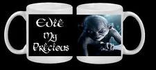 Personalised Hobbit Lord of the Rings Fandom Film Gollum My Precious Mug Gift