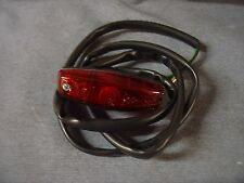 NEW TRIUMPH TR5 TR250 LUCAS RED SIDE MARKER