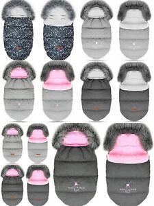 Baby Footmuff Collar Stroller Pushchair Sleeping Bag Husky Warm Sleepsacks
