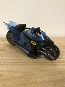 DC COMICS BATMAN DARK KNIGHT FRICTION BAT-BIKE MATTEL 2004 G3439