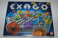 New Factory Sealed EXAGO Family Game Ages 7+  2-6 People Goliath Games Fast Fun