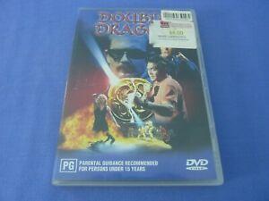 Double Dragon DVD Mark Dacascos Robert Patrick Alyssa Milano R4 Free Postage