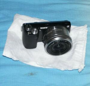 sony nex 5N 16.3 MP Digitalkamera