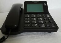 AT&T CL2940 Landline Corded Phone Desk Wall Telephone Large Numbers & Display