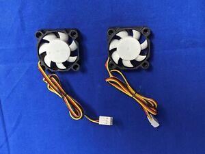 Cooltek Silent Fan 4010 40mm 3-Pin (1)