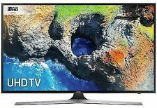 Samsung 50mu6100 50 Inch 4k Ultra HD HDR Freeview Smart WiFi LED TV 2017 Model