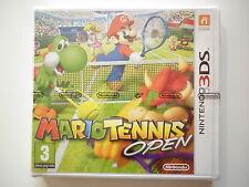 Mario Tennis Open Jeu Vidéo Nintendo 3DS