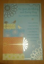 Hallmark Expressions Birthday Card With Envelope New