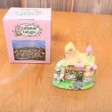 Cottontale Cottage Village Toy Shop Porcelain House