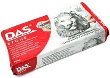 1KG DAS STONE MODELLING CLAY - AIR DRYING STONE EFFECT MODELLING CLAY SCULPTURES