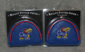 2 Mallet Putter Covers New In Package Bird Image Golf Club Covers