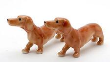20768 Dachshund Pups Dog Canine Puppy Pet Salt Pepper Shaker Set BEst Friend