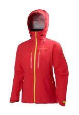 HELLY HANSEN Womens Coral Pink Odin Traverse Mountain Jacket Ladies XL 16 BNWT