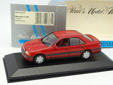 Minichamps 1/43 - Mercedes C 180 Esprit  Rouge