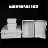Wasserdichtes wetterfestes Anschlussgehäuse Kunststoffgehäuse aus Kunststoff