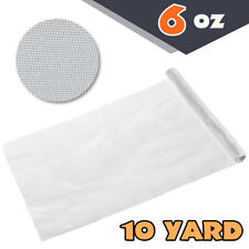 "60/"" wide in 25/' feet length Best quality 200g Fiberglass Cloth Plain Weave 6oz"
