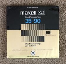 "MAXELL ""XLII 35-90"" POSITION EE  REEL TO REEL TAPE"