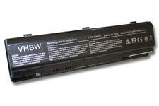 original vhbw® AKKU 6.6Ah in SCHWARZ für DELL Vostro 1015 N