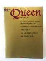 The Best Of Queen For Guitar - Easy Guitar MUSIC BOOK