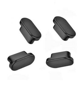 4x USB Type-C Anti-Dust Plug Stopper Silicone for Samsung Galaxy S8 S9 S10 S11