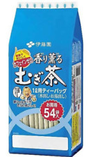 ITOEN MUGI CHA Tea Roasted Barley Tea 54 bags Summer Tea Japan import