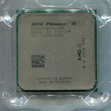 AMD Phenom II X4 840 HDX840WFK42GM 3.2 GHz quad core socket AM3 CPU Propus 95W