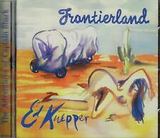 Frontierland by Ed Kuepper (CD) - BRAND NEW