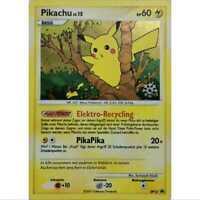 Pokemon Pikachu LV.15 - DP 16 Countdown Calendar Promo German NM/Mint