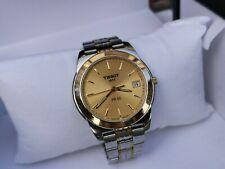 Tissot PR 50 two tone swiss men's Watch, Box