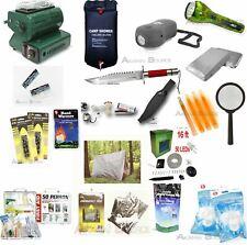 Ultimate Survival Tools Emergency Camping Gear Pack Doomsday Prep Package Tools