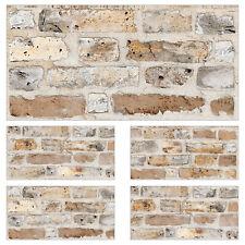 Matt Brown Brick Pattern Effect Porcelain 30X60 Outdoor Antislip Wall Floor Tile