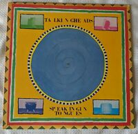 "Talking Heads ""Speaking in Tongues"" 1983 original Sire 22883-1 vinyl LP"
