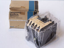 FUJI ELECTRIC SRCa3931-5-1 MAGNETIC SWITCH MADE in JAPAN nos