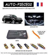 Pack FULL LED intérieur pour Range Rover Sport L320 ( Kit ampoules blanc pur )