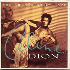 Celine Dion The Colour Of My Love CD Power Of Love Misled Think Twice