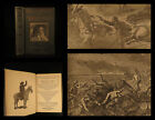 1917 Buffalo Bill Indians Wild West Americana Illustrated Life Adventures picture