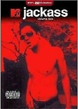 Jackass : Vol 2 (2002) Johnny Knoxville - NEW DVD - Region 4