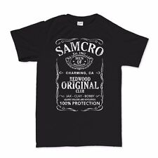Samcro Redwood Original Mens Bikers T Shirt