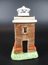 Leuchtturm Insel Föhr,10 cm aus Keramik Glanzoptik Souvenir Modell,Neu