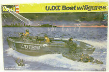 Revell 5105 | U.D.T. Boat with Figures | 1:35 -NEU-