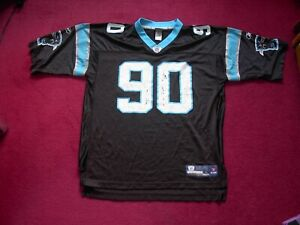 Reebok Carolina Panthers American Football Shirt/Top/90 Peppers/Adult Large