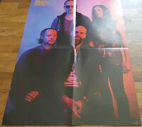⭐⭐⭐⭐ Baroness  ⭐⭐⭐⭐ Whitesnake ⭐⭐⭐⭐ 1 Poster ⭐⭐⭐⭐  41 cm x 56 cm ⭐⭐⭐⭐